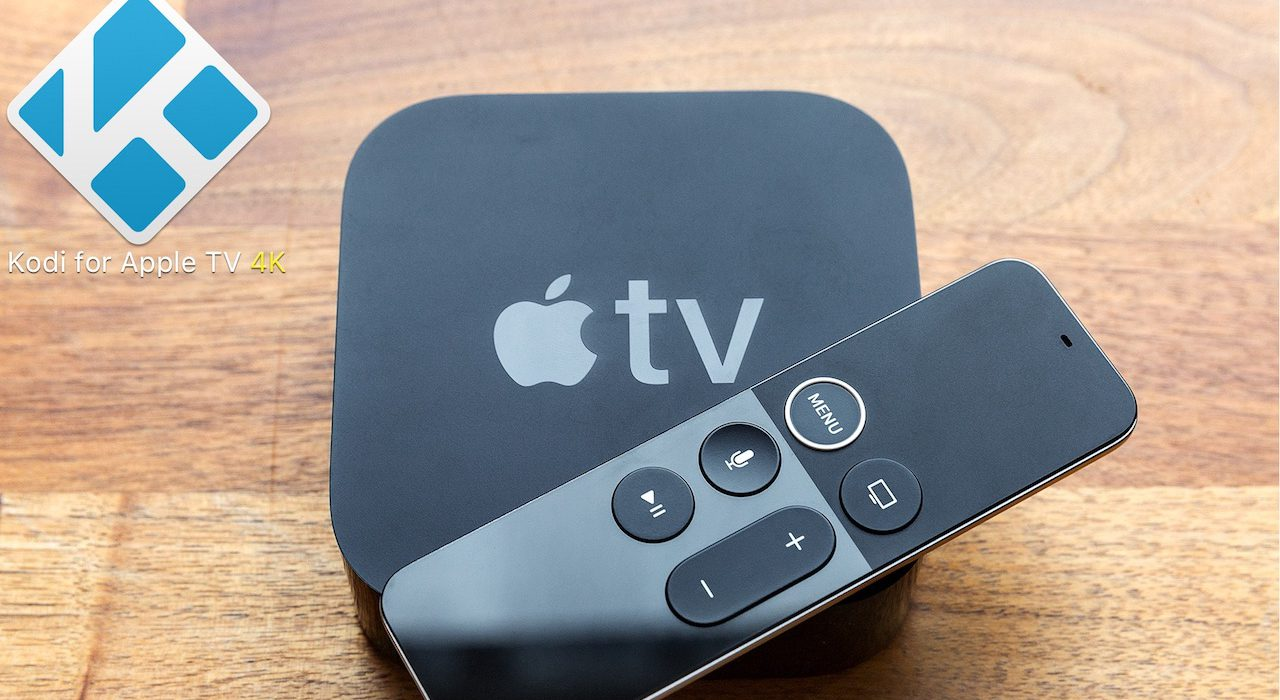 how to connect kodi to apple tv